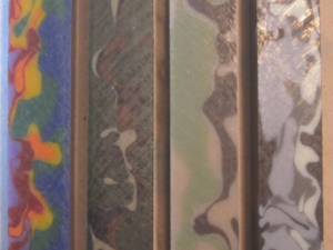 Acryl Camouflage Set  - 16 - Drechselshop Kramer