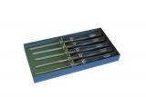 CRYOGENIC Miniatur Set - HSS 5-teilig  - 129 - Drechselshop Kramer