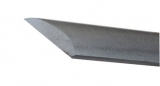Cryo Ovalmeißel HSS-C / zweiballig schräg 25mm  - 64 - Drechselshop Kramer
