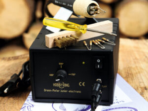 Brenn Peter Junior electronik  - 118 - Drechselshop Kramer