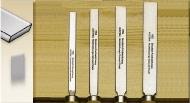 HSS Flachstahl gerade 12mm  - 35 - Drechselshop Kramer