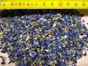 Lapis Lazuli Trommelstein  - 9 - Drechselshop Kramer
