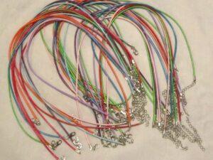 Halsband aus Kunstleder  - 7