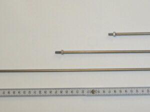 Achse für Strässler Mühlen  - 6