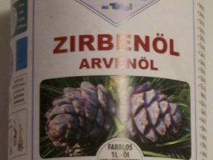 Zirbenöl 1 Liter  - 26