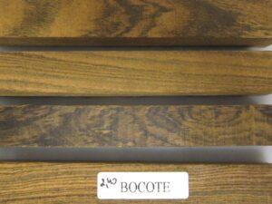 Pen Blank Bocote  - 3