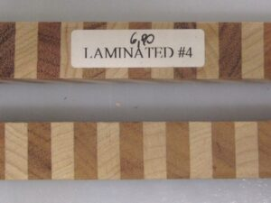 Pen Blank Laminated Nr.4  - 6
