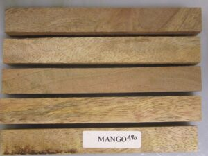 Pen Blank Mango  - 1
