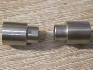 Distanzhülsen für Rollepen mit Klick Kappe  - 2
