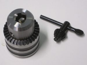 Zahnkranzbohrfutter 3-16mm  - 19 - Drechselshop Kramer