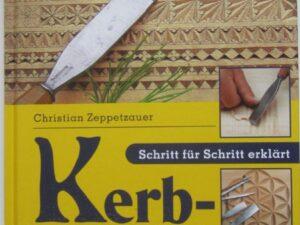 Buch - Kerb-schnitzen  - 19 - Drechselshop Kramer
