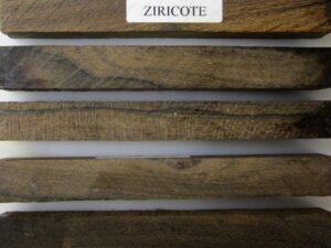 Pen Blank Ziricote  - 2