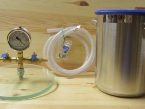 Vacuumbehälter  - 229 - Drechselshop Kramer
