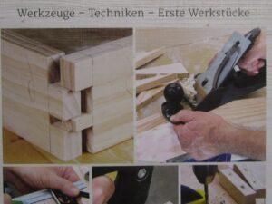 Buch-Grundlagen Holzarbeiten  - 19 - Drechselshop Kramer