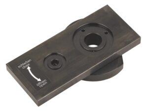 TAKE AWAY Schnellwechsel-System für Handauflagenunterteil  - 85 - Drechselshop Kramer